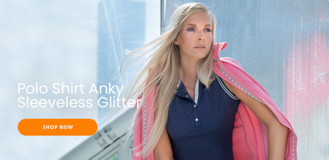Anky Sleeveless Glitter
