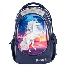 Backpack Miss Melody Glitter Ocean