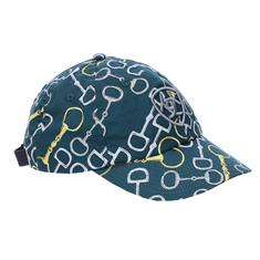 Baseball Cap Ariat Cotton Print