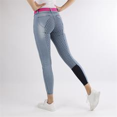 Breeches Horze Poppy Full Grip Kids