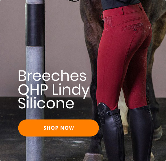 Breeches QHP Lindy Silicone