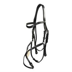 Bridle Dy'on Working Collection Figure 8 Mexican