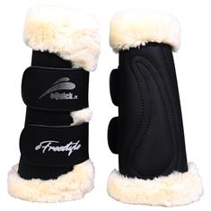 Brushing Boots eQuick Freestyle Front