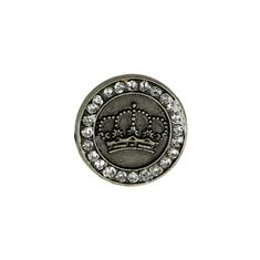 Buttons Harry's Horse Crystal Crown (5)