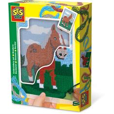 Embroidery Horse Ses