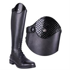Exchangeable Top of Riding Boot QHP Romy Croco