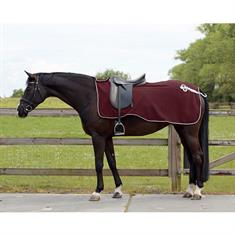 Exercise Rug QHP Fleece Ornament