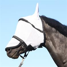 Fly Mask Horsegear Hide
