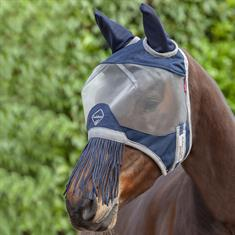 Fly Mask LeMieux Defender With Fringes