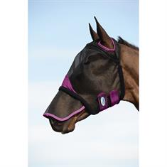 Fly Mask WeatherBeeta ComFiTec Durable With Nose