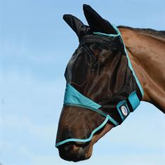 Fly Mask Weatherbeetra Fine Ears & Nose