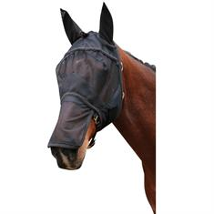 Fly Mask With Ear And Nose Band