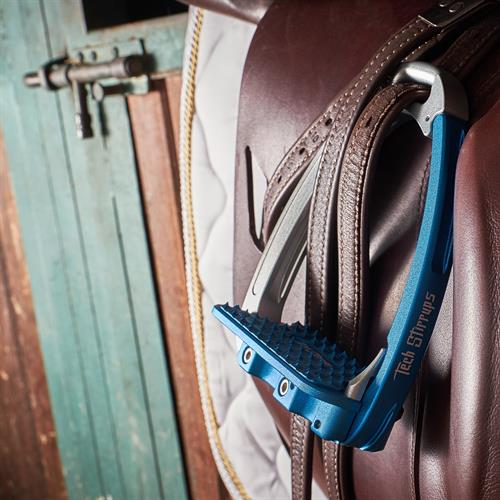 Guest blog Tech Stirrups: Safety at a top level, made in Italy