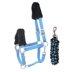 Halter and Lead Rope Harry's Horse Soft