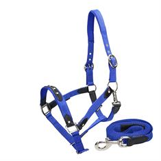 Halter and Lead Rope Horka Ride More