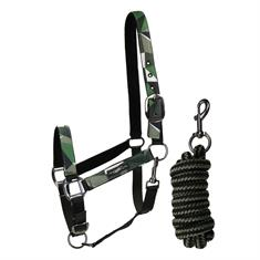Halter and Lead Rope QHP Collection