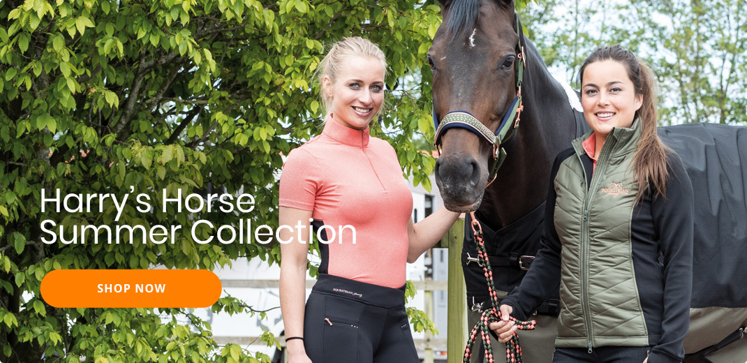 Harry's Horse Summer Collection