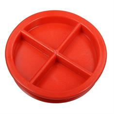 Lid For Feed Ball Hay Play