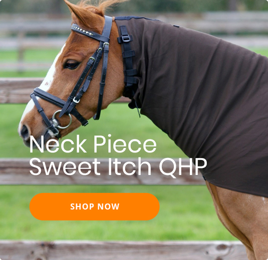 Neck Piece Sweet Itch QHP