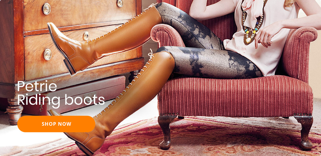 Petrie Riding boots