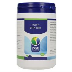 Puur Vitamins And Minerals