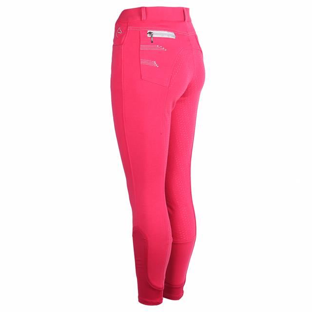 Riding Breeches Equitheme Comete Silicone
