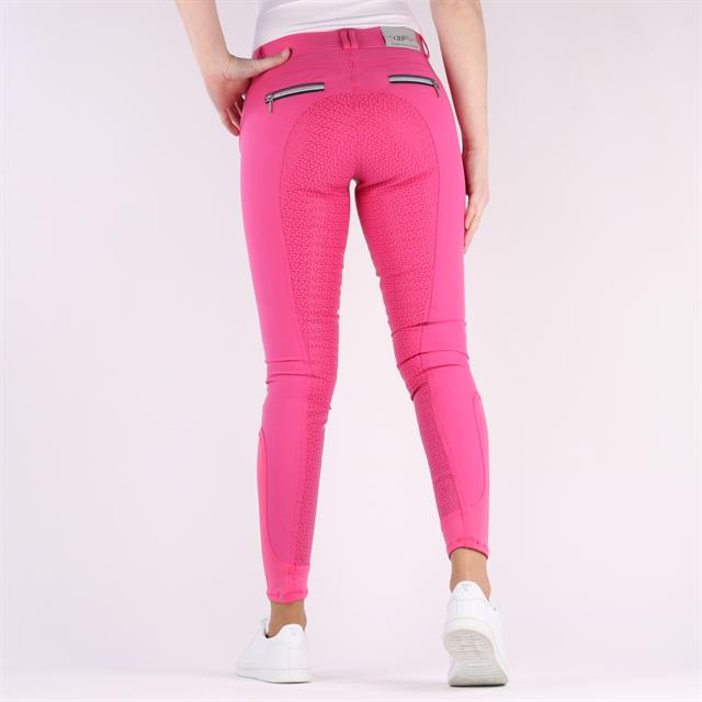 Riding Breeches QHP Jacklyn Full Grip