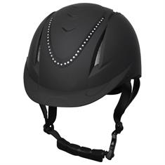 Riding Helmet Harry's Horse Chinook Crystal VG1
