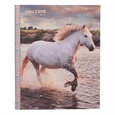 Ring Binder A4 Amazone 4 Rings