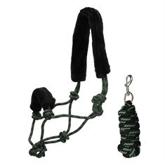 Rope Halter Set QHP Collection