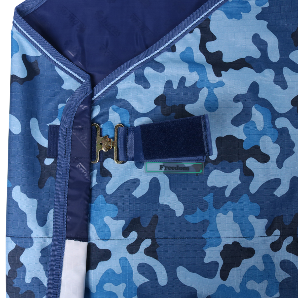 Bucas Freedom Tournout Light Camouflage