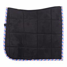 Saddle Pad HB Suede Friesch