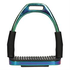 Safety Stirrups Flex Rainbow