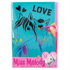 Scratch Book Miss Melody