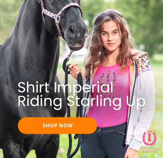 Shirt Imperial Riding Starling Up