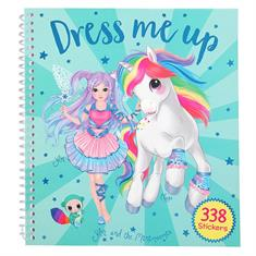 Sticker Book Ylvi Dress Me Up