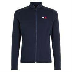 Sweat Jacket Tommy Hilfiger Unicolor Men