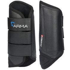 Tendon Boots Cross Arma Front