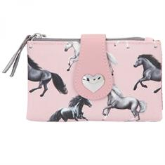 Wallet Miss Melody Lovely Horses